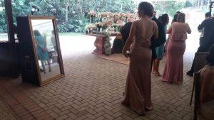 Espelho Mágico de fotos